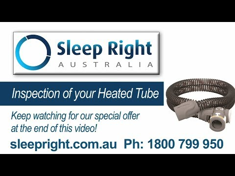 ResMed CPAP Heated Tube Special: ResMed S9, ResMed AirSense 10