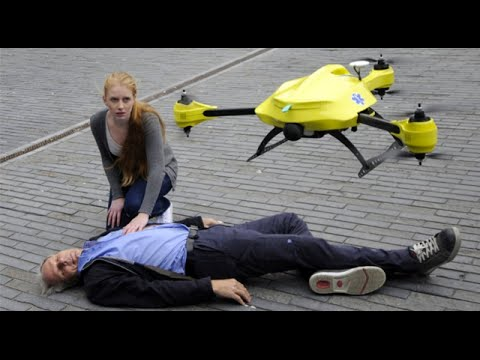 watch TU Delft - Ambulance Drone