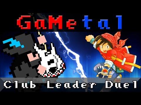 Club Leader Duel (Pokémon Trading Card Game) - GaMetal Remix