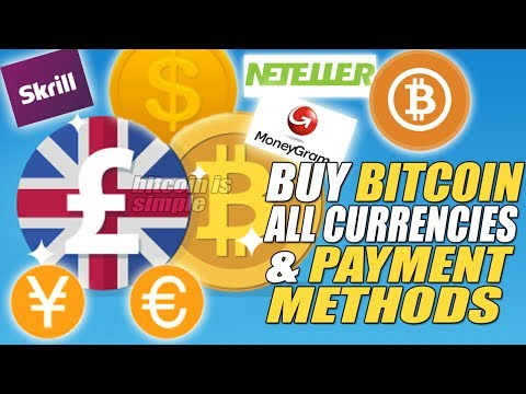 Buy Bitcoin Using ANY currency & payment method !! USD, EUR, BRL, etc
