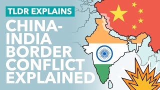 The India China Border Conflict Explained: Will This Escalate to War in Galwan Valley? - TLDR News