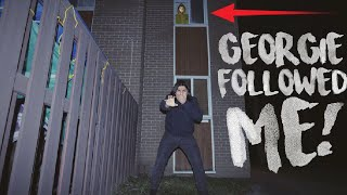 """GEORGIE FROM """"IT"""" FOLLOWED ME BACK TO MY HOUSE AND HE WILL NOT LEAVE! 