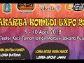 JAKARTA COMEDI EXPO 2018, Alhamdulillah bang pilun, juara harapan 1