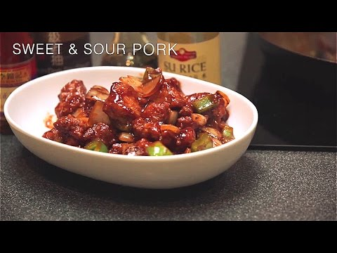 Lee Kum Kee's Sweet and Sour Pork