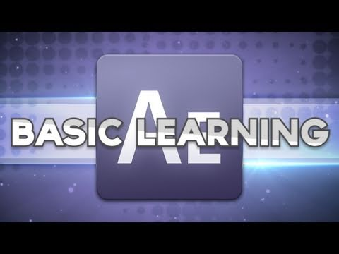 The Basics of Adobe After Effects