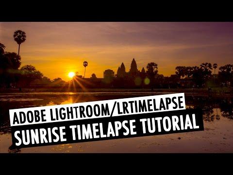 Sunrise/Sunset Time-lapse Tutorial with LRTimelapse/Adobe Lightroom | RehaAlev