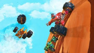BUILD THE BEST WALL CLIMBER CHALLENGE! - Trailmakers