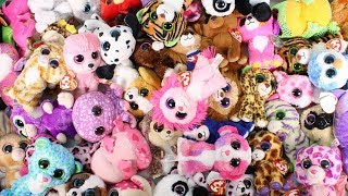 08556a1ccea Giant Beanie Boo Mystery Box Unboxing Toy Review TY Beanie Boos Plush