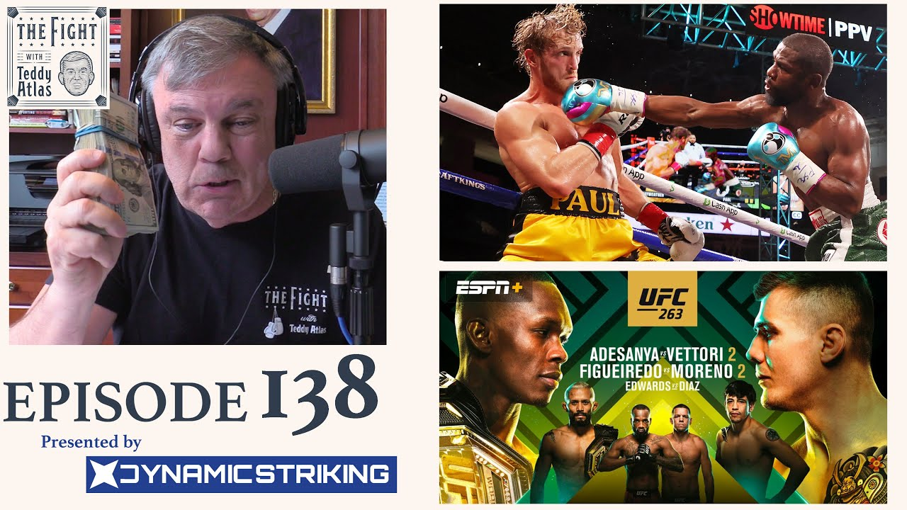 Floyd Mayweather vs Logan Paul reaction, UFC 263 Preview, Nonito Donaire & Devin Haney wins + more