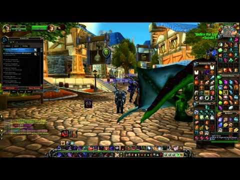 Mountain o' Mounts Achievement 100 Mounts in World of Warcraft