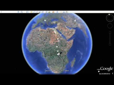 Embed your Google Earth layer in your website