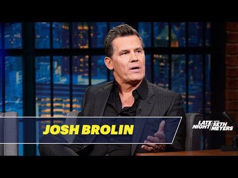 Mark Ruffalo Convinced Josh Brolin to Play Thanos in Avengers: Infinity War