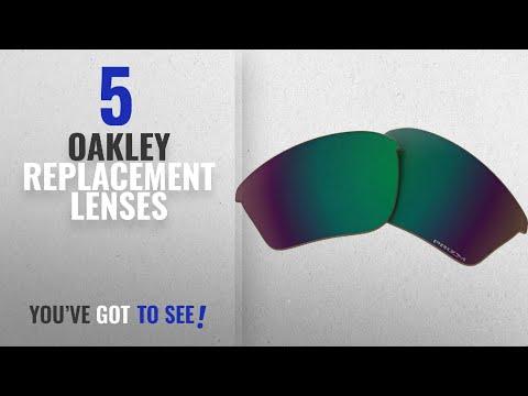 Top 10 Oakley Replacement Lenses [ Winter 2018 ]: Oakley Half Jacket 2.0 XL Prizm Replacement Lens