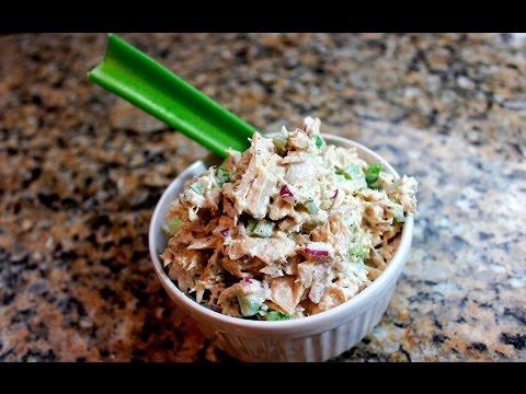How to make Tuna Salad | LOW CARB