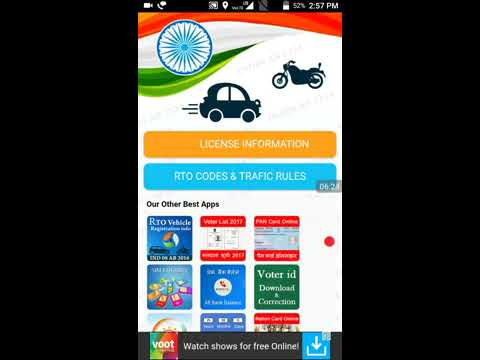 Best app for driving license test papers and traffic rules road rules and driving rules