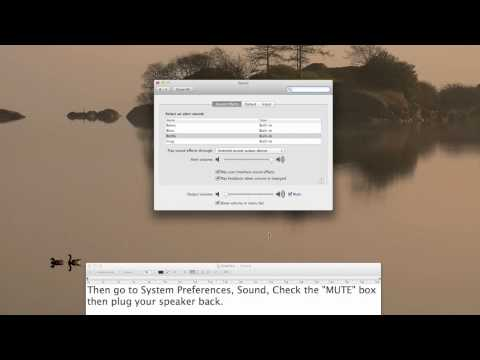 Mac turn off startup sound, no app, no install, easy