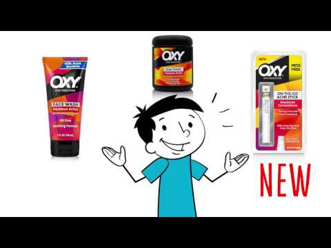OXY® Clear, Healthy Skin in 28 Days with OXY 28 Day Challenge App