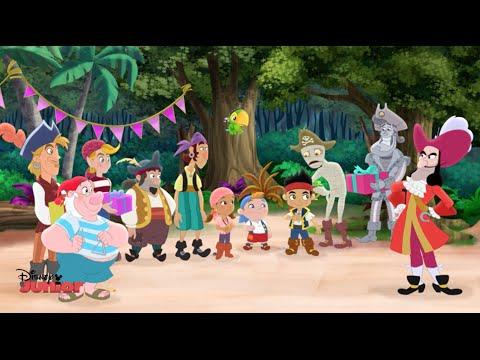 Jake and the Never Land Pirates | Jake's Birthday | Disney Junior UK