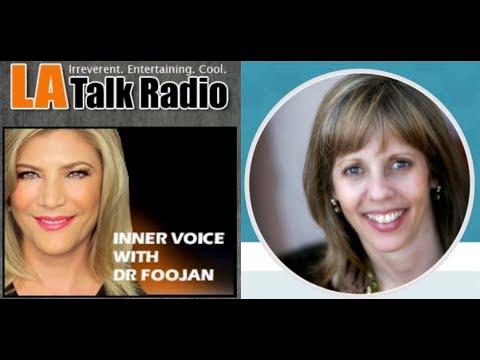 Mindfulness Parenting - interview with Meryl Davids Landau by Dr. Foojan Zeine