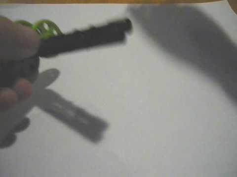 Lego tutorial  Big minigun