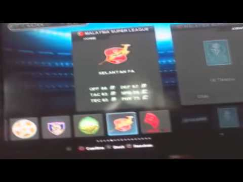 PES 2013 PES MALAYSIA PS3 PATCH(PREVIEW)