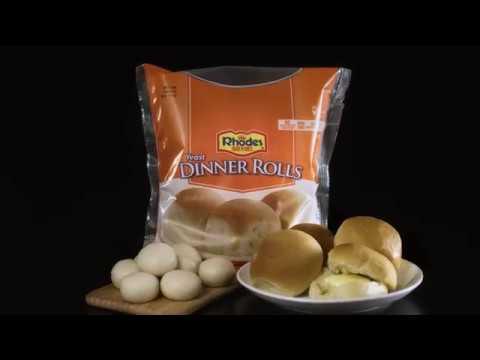 Rhodes Bake-N-Serv Yeast Dinner Rolls