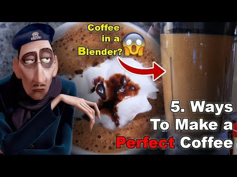 5 Simple Ways to Make a Perfect Coffee - Coffee Lovers