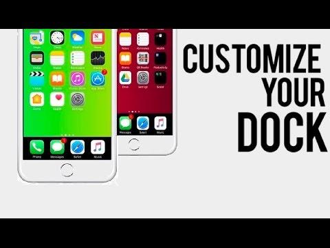 Customize Your Dock & Folders - No Jailbreak