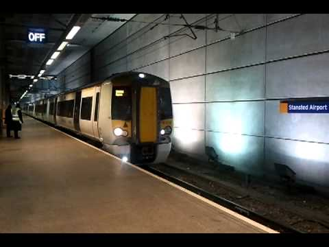 1500 Stansted Airport to London  L'pool  St