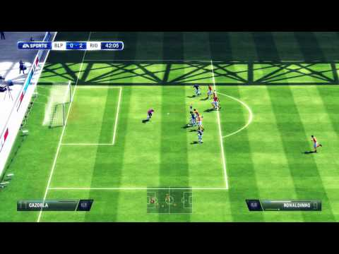 FIFA 13 - Friendplay - Pro Clubs Montage (Skills and Goals)