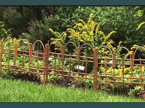 Vinyl Fencing For Gardens