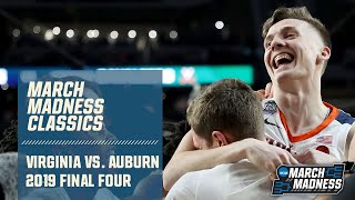 Download Virginia-Auburn: 2019 Final Four thriller (FULL GAME) Video