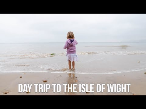 A day trip to the Isle of Wight