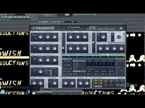 FL Studio - Dark Dubstep - Free FLP