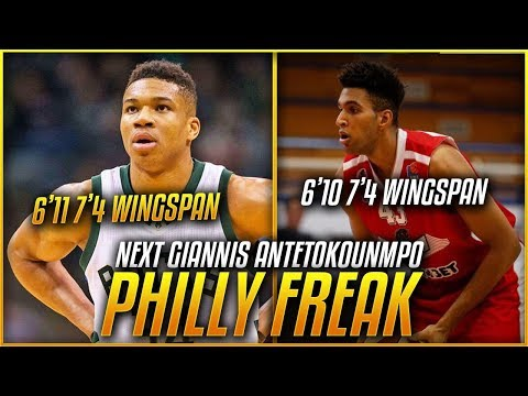 Have The 76ERS Found The Next GIANNIS ANTENTOKOUNMPO In The NBA Draft?
