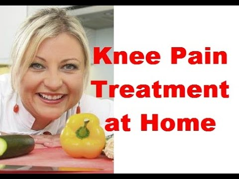 How To Treat Knee Pain & Swelling Permanently and Safely (Most Recommended)
