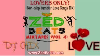 ZedBeats Mixtapes (Vol  3) - 2012 New Year Mix (non-stop