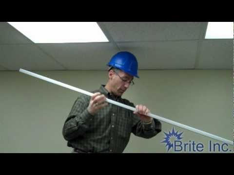 How to Install Cubicle Curtain Track - Brite Inc.