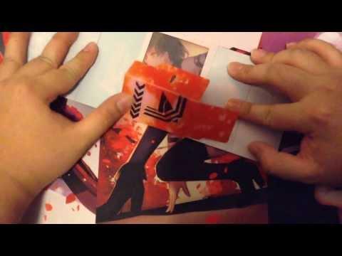 Chan Teaches: How to fold a Vanguard Deckbox