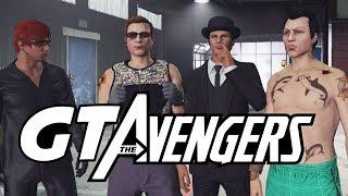 AVENGERS GET HACKED - GTA 5 Gameplay