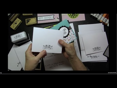 Add Signature/Logo to Your Handmade Cards