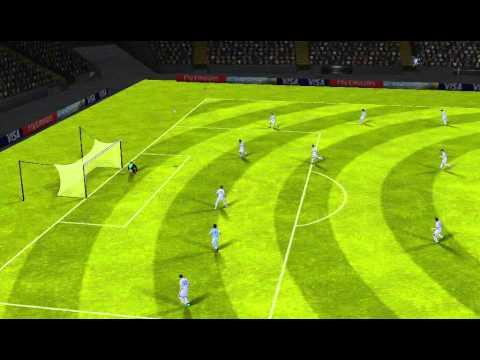 FIFA 14 Android - Argentina VS Bosnia-Herze.