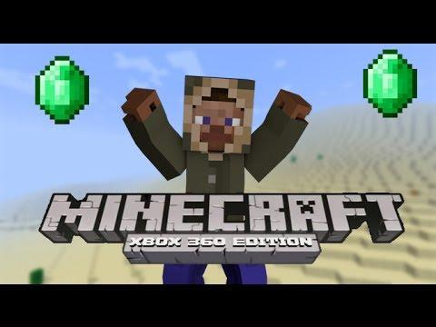 Minecraft (Xbox 360) - Emeralds