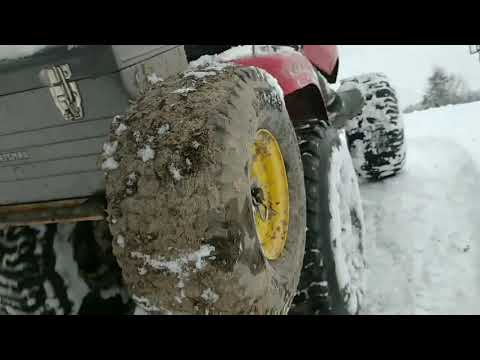 Let It Snow Let It Snow For Some Mud Machine Action