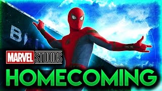 BEST SPIDER-MAN MOVIE!? - Homecoming | Story, Plot, Iron Man, Vulture & MORE  Spider-Man Homecoming