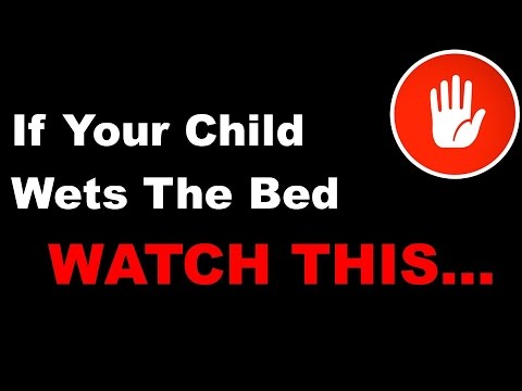 Stop Bed Wetting Tips