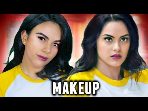 VERONICA LODGE MAKEUP TUTORIAL! | Riverdale/Archie Halloween Costume Idea 2017🎃
