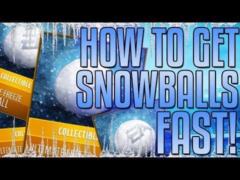 HOW TO GET SNOWBALLS FAST!-GHOSTS OF MADDEN!!-Madden Mobile 18