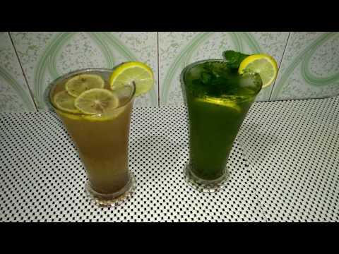 नींबू पुदीना शर्बत का स्वाद ऐसा की पीते ही रह जाओगे | Nimbu Shikanji Recipe | Nimbu Pudina Shikanji
