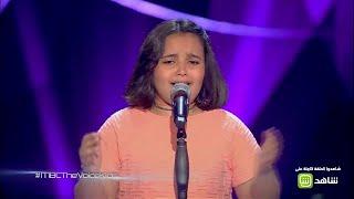 أما براوة - أشرقت أحمد - مرحلة الصوت وبس